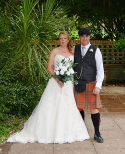 Pipers, Becky & Lee Barrow, Wedding Day 22 September 2017